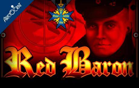 red baron slot machine online