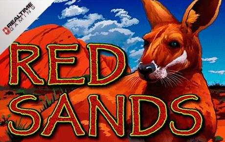 red sands slot machine online
