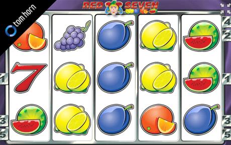 Red Seven slot machine