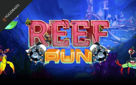 reef run slot machine online