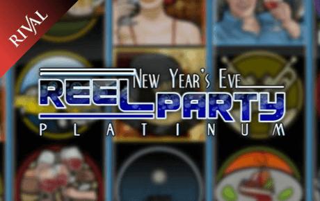 Reel Party Platinum slot machine