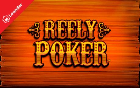 reely poker slot machine online