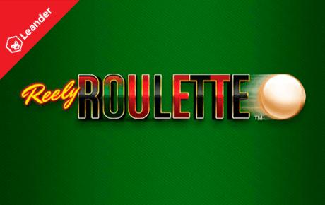 reely roulette slot machine online