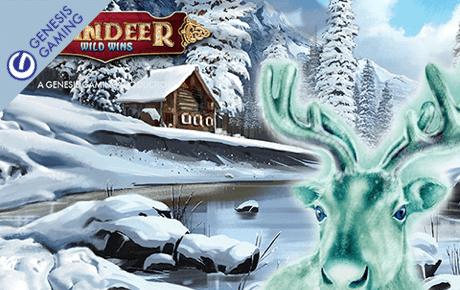 Reindeer Wild Wins slot machine