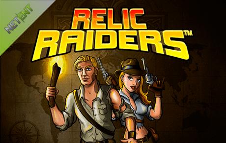 relic raiders slot machine online
