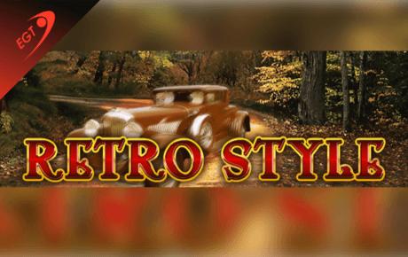 retro style slot machine online