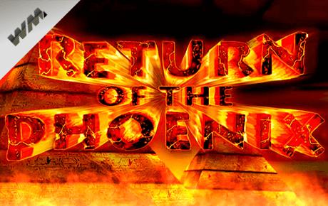 Return Of The Phoeinx slot machine