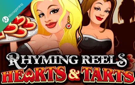 rhyming reels hearts & tarts slot machine online