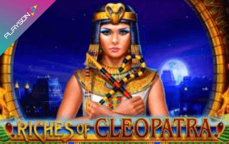 riches of cleopatra slot machine online
