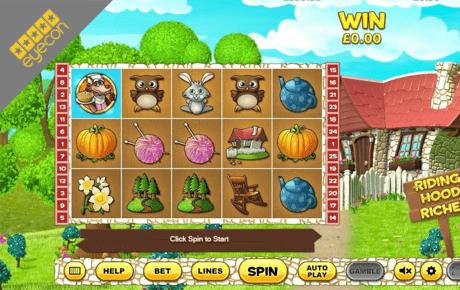 riding hood riches slot machine online