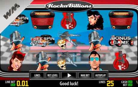 rockabillions slot machine online