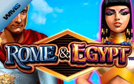 rome & egypt slot machine online