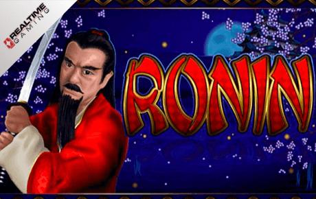 ronin slot machine online