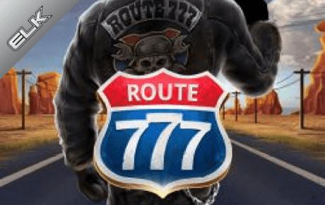 route 777 slot machine online
