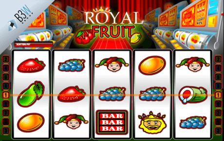 royal fruit slot machine online