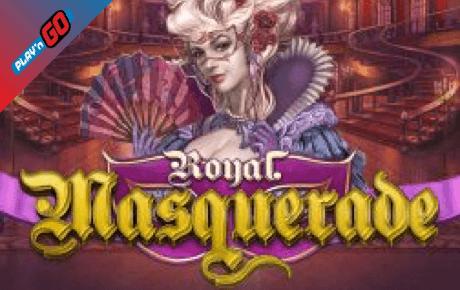 royal masquerade slot machine online