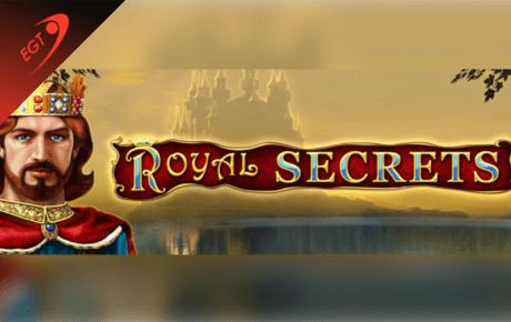 Royal Secrets slot machine