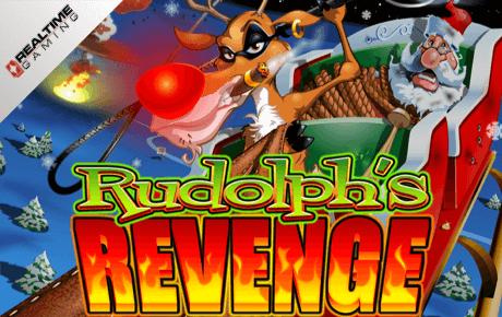 rudolph's revenge slot machine online