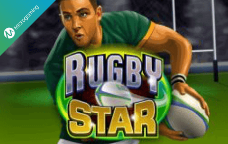 rugby star slot machine online