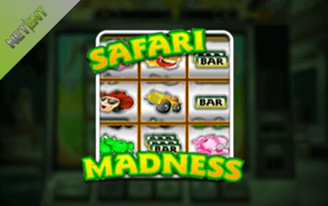 safari madness slot machine online