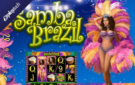 Samba Brazil slot machine