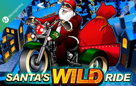 santa's wild ride slot machine online