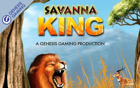 Savanna King slot machine