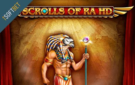 Scrolls of Ra slot machine