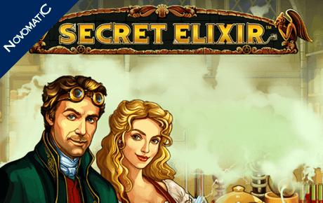 secret elixir slot machine online