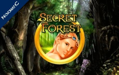 secret forest slot machine online