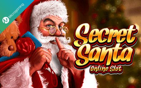secret santa slot machine online