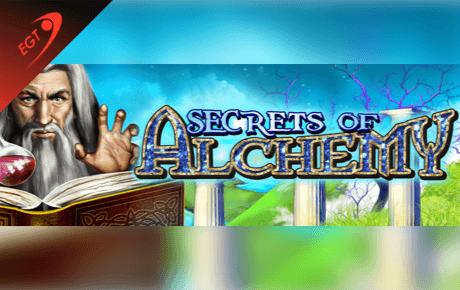 secrets of alchemy slot machine online