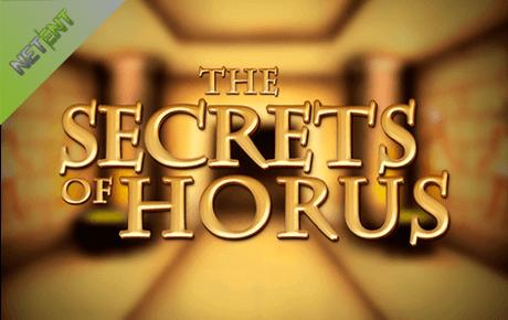 secrets of horus slot machine online