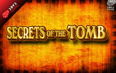 Secrets Of The Tombs slot machine