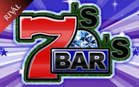 sevens and bars slot machine online