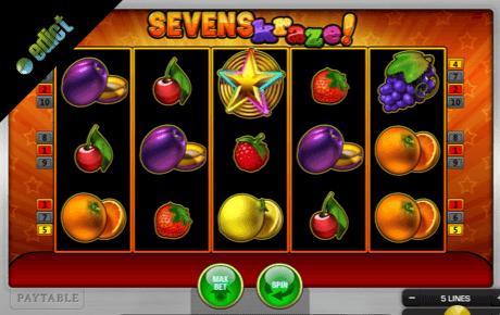 sevens kraze slot machine online