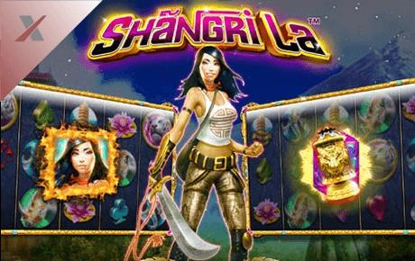 the legend of shangri-la: cluster pays slot machine online