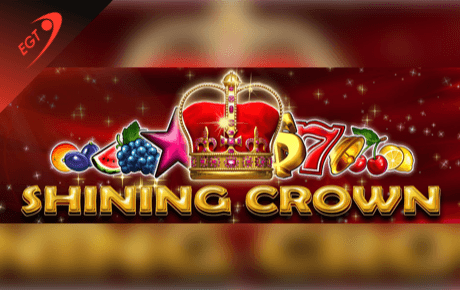 shining crown slot machine online