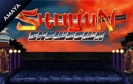 Shogun Showdown slot machine