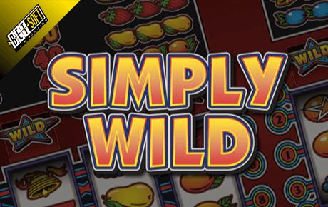simply wild slot machine online