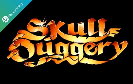 skull duggery slot machine online