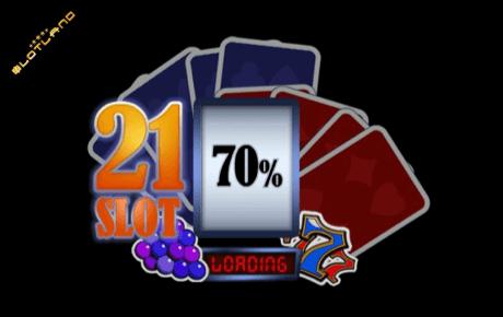 Slot 21 machine
