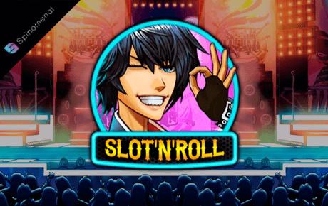 Slot N Roll machine
