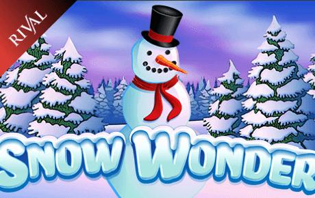 snow wonder slot machine online