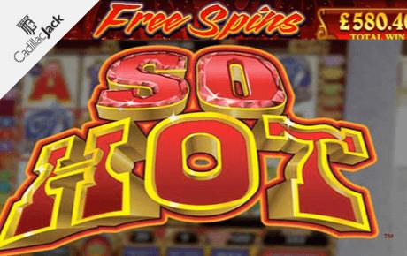 so hot slot machine online