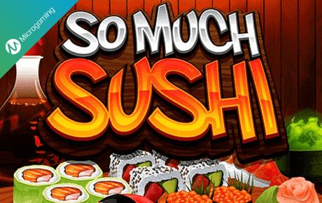 so much sushi slot machine online