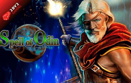 spell of odin slot machine online