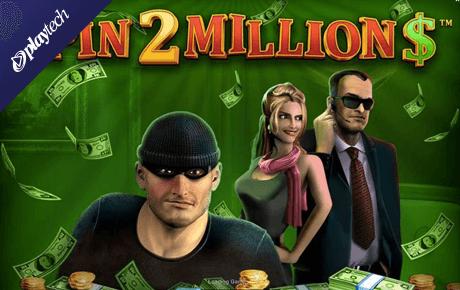 Spin 2 Million slot machine
