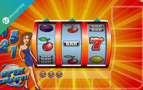 spin crazy slot machine online