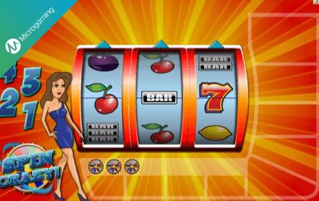 spin crazy slot machine online
